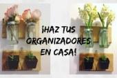 ¡Haz tus propios organizadores!