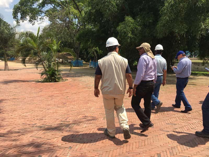 Obras del Parque Lineal de Cali serán finalizadas este mes: Secretaría de Infraestructura
