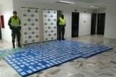 En una semana Policía Nacional incautó más de 2.000 kilos de cocaína en Buenaventura