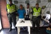 Capturan a dos hombres que intentaron robar un bus en la recta Cali-Palmira