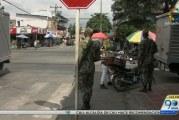 Policía Militar empezó patrullajes conjuntos en la comuna 7 de Cali