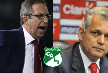 Rueda o Pelusso: ¿Quién tiene más opciones de llegar al Deportivo Cali?