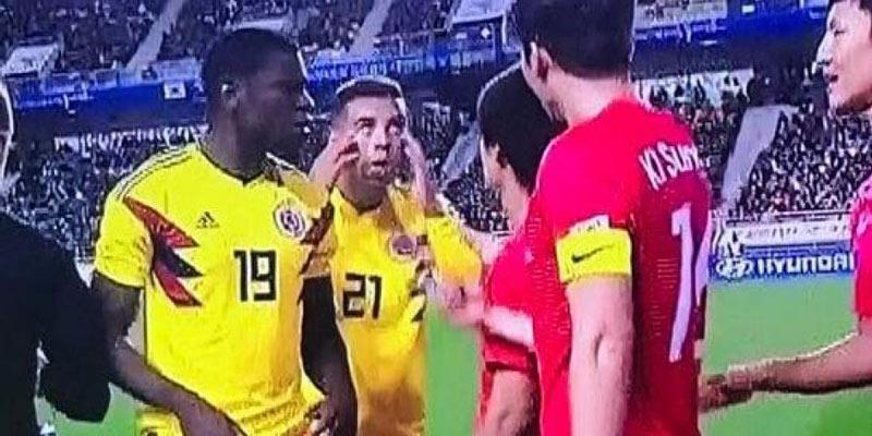 """La """"mirada China"""" le salió cara a Edwin Cardona: esta fue la sanción de la FIFA"""