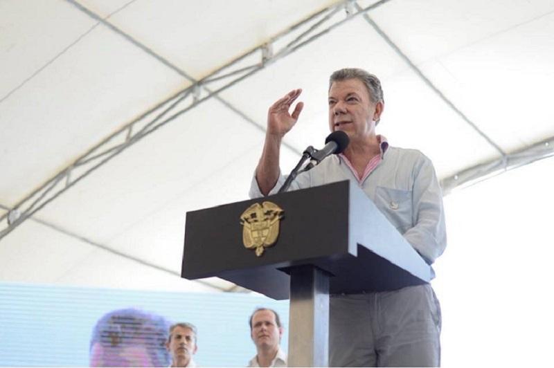Juan Manuel Santos sancionó la Ley de Patrimonio Autónomo para Buenaventura