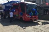 Secretaría de bienestar social entregó bus que servirá para atender a los habitantes de calle de Cali