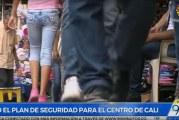 Autoridades endurecerán operativos contra inseguridad y contrabando en centro de Cali