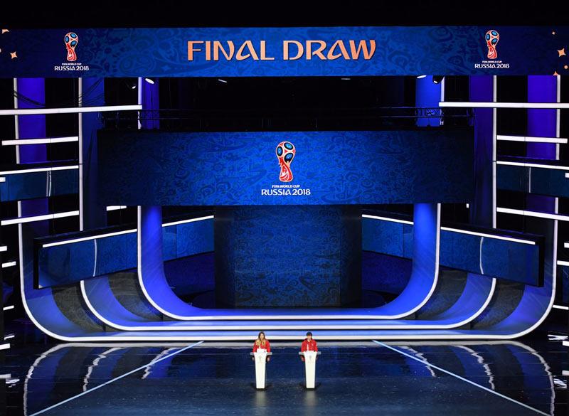 En vivo: sigue el sorteo del Mundial de Rusia 2018 desde Moscú