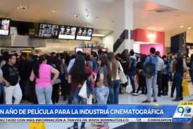 El cine colombiano registró récord de taquilla en el año 2017