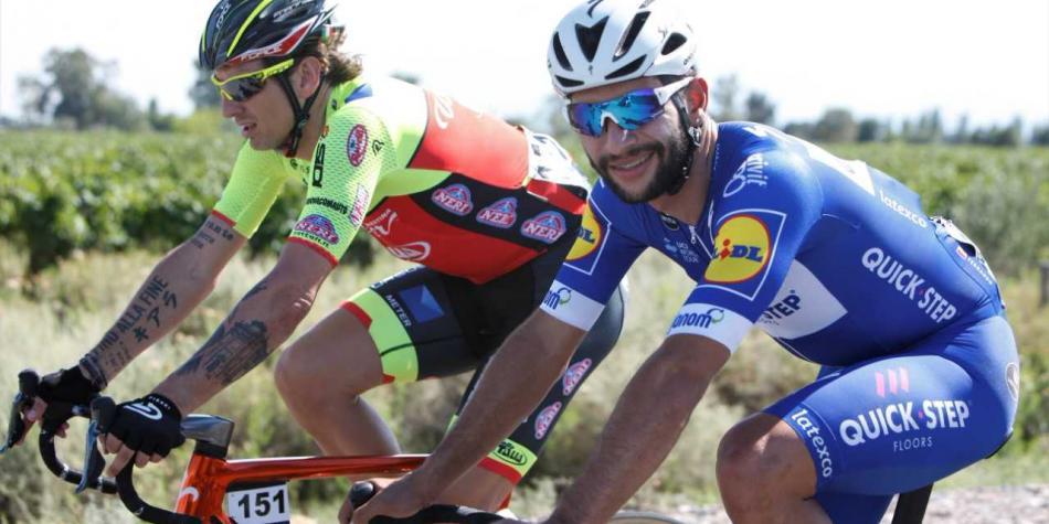 Fernando Gaviria ganó la primera etapa en la vuelta a San Juan