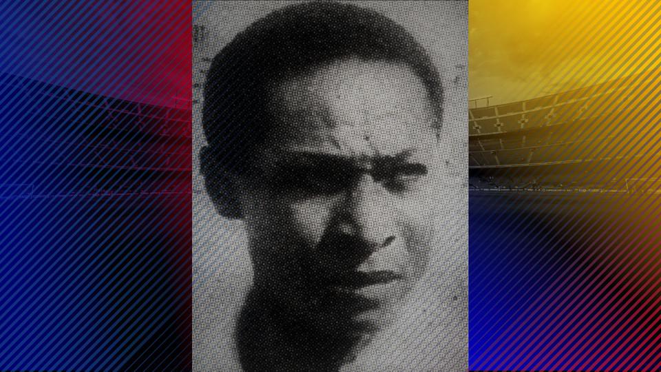 Lauro Mosquera: la historia del colombiano que jugó un partido con el Barcelona