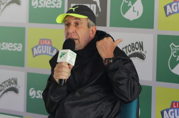 """""""Estoy conforme con el plantel, tenemos una plantilla con calidad"""": Pelusso"""