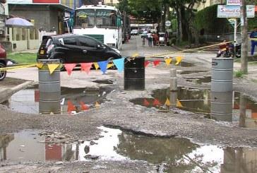 Trochas en El Guabal: comunidad reclama mejoramiento de algunas vías del sector