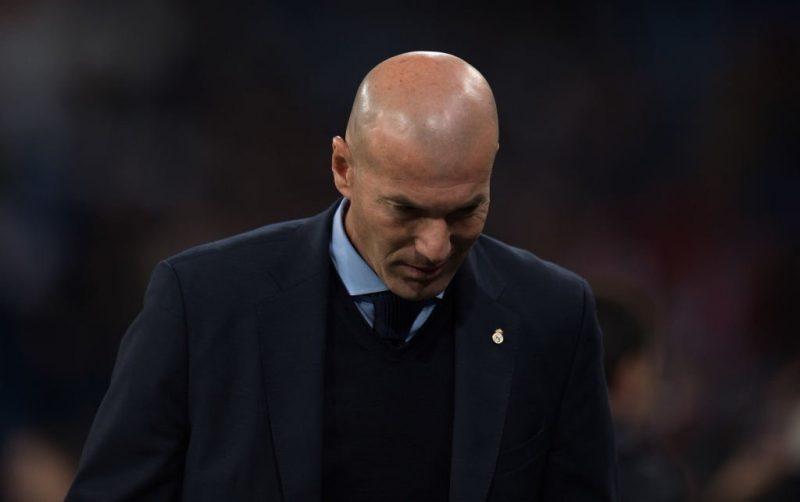 """""""Soy el responsable del equipo y me he equivocado en muchas cosas"""": Zidane"""
