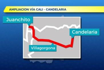 Construcción doble calzada vía Cali-Candelaria preocupa a comerciantes de Villagorgona