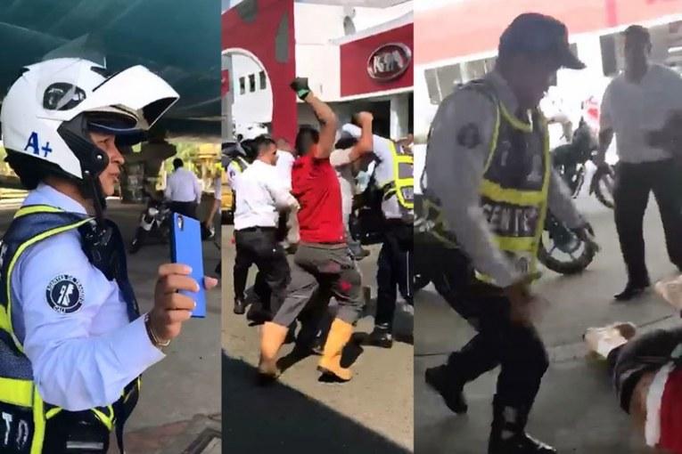 alcaldia-cali-rechazo-enfrentamiento-conductores-agentes-transito-29-01-2018