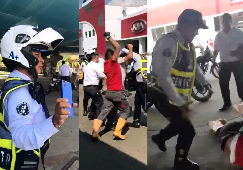 Alcaldía de Cali rechazó enfrentamiento entre conductores y agentes de tránsito