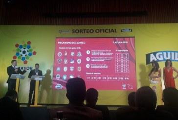 Así jugarán Deportivo Cali y América la primera fase de la Liga Águila 2018