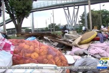 ¡Más cultura! Habitantes de Cali piden tener más cuidado a la hora de sacar las basuras
