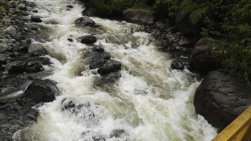 Autoridades sugieren precaución en ríos de Cali por temporada de lluvias