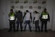 Capturadas tres personas en Cali por hurto a pasajeros en bus urbano