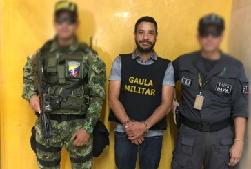 Colombiano capturado en Cali tenía circular roja de la Interpol por narcotráfico