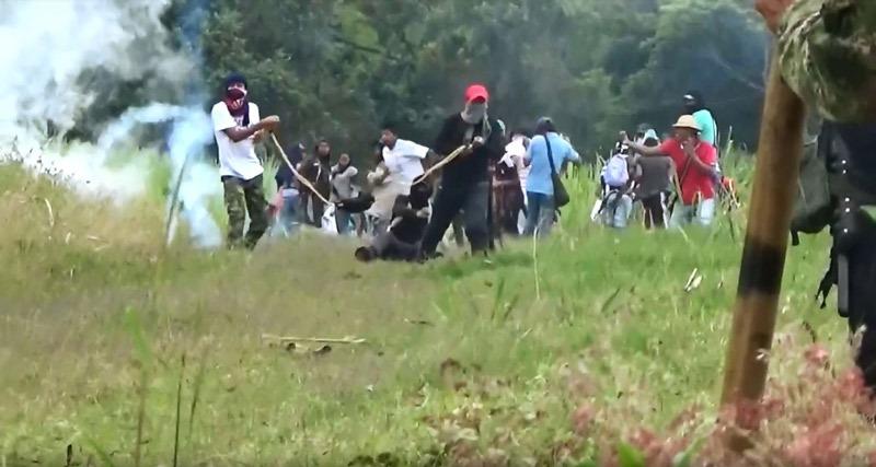 Autoridades determinarán circunstancias de muerte de indígenas en desalojo