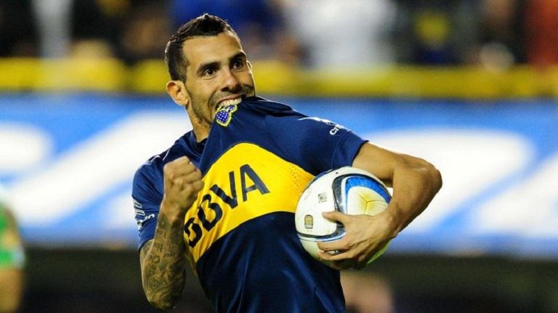 """Nunca me fui de Boca Juniors"": Carlos Tévez"