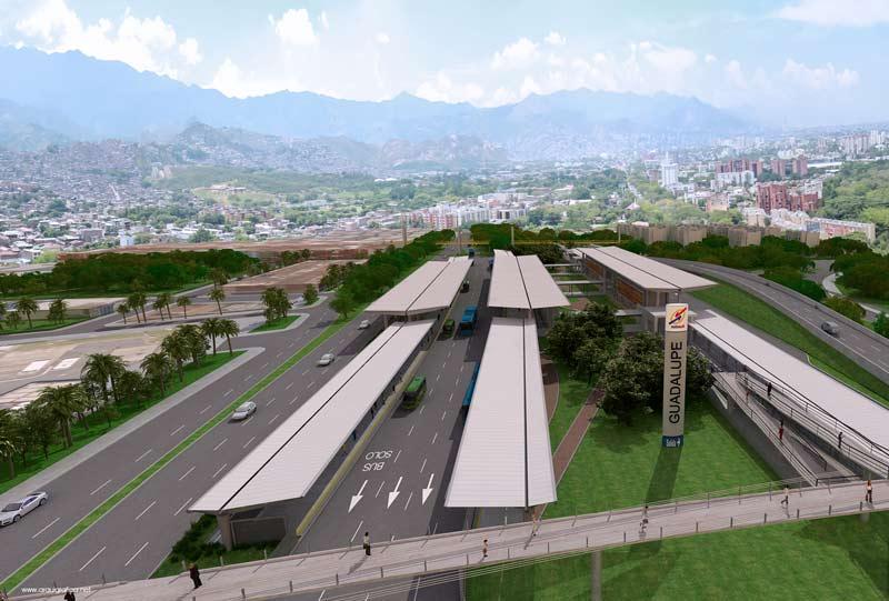 Comunidad rechaza intervención de árboles por obras de Terminal Simón Bolívar del Mío