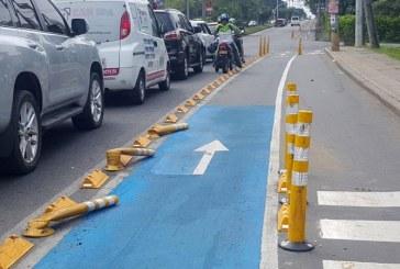Polémica por bicicarriles: deportistas alegan falta de cultura, conductores piden vías