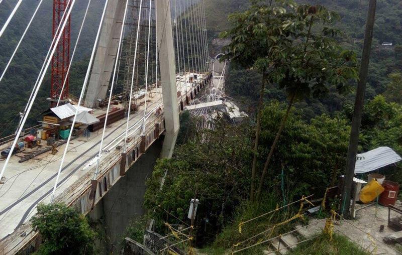 """""""Concesionario debe responder por totalidad de obras en Chirajara"""": Mintransporte"""