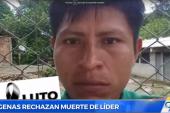 En confusas circunstancias fue asesinado líder indígena en el Chocó
