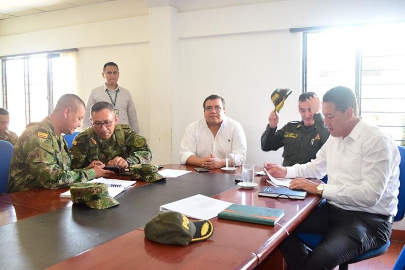 Consejo de Seguridad busca fortalecer la seguridad en el Cauca tras oleada de violencia