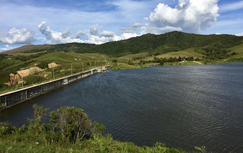 CVC reiteró que está prohibido nadar en el embalse Sara Brut, norte del Valle