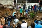 Habitantes de Lleras Camargo expresan temor por daño de tubo madre