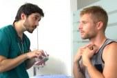 Paciente gringo (con Zach Morris)