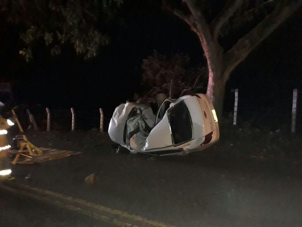 Dos jóvenes murieron en accidente de tránsito en la Unión, Valle