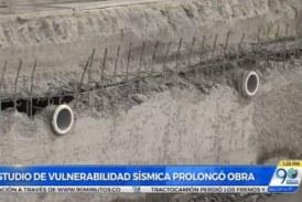Construcción de piscina Panamericana aún no será entregada a los deportistas
