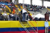 Galería: Santos activó la nueva Fuerza de Tarea Conjunta Hércules en Tumaco