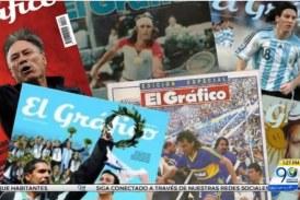 Con casi 100 años de historia, desaparece El Gráfico de Argentina