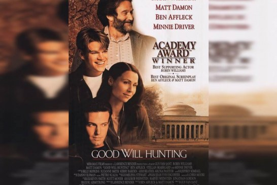 20 años de 'Good Will Hunting', cinta que le dio el único Óscar a Robin Williams