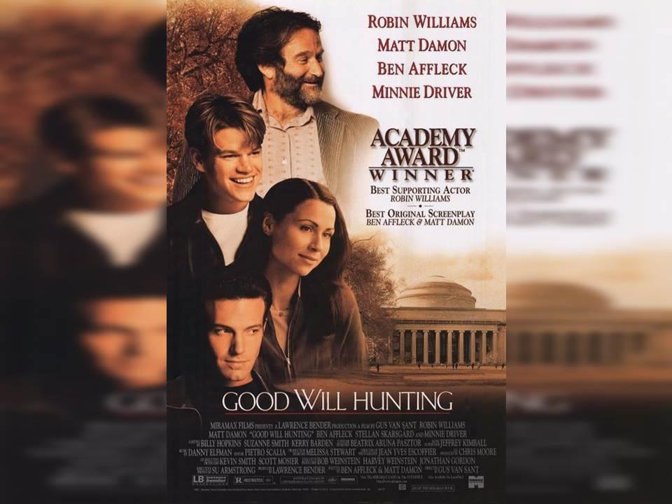 20 años de 'Good Will Hunting', cinta que le dio el único Óscar a Robin Williams