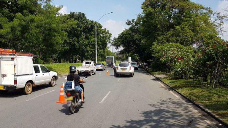 Hombre fue capturado luego de arrollar a dos agentes de tránsito en el norte de Ca
