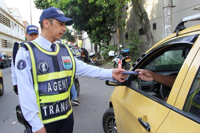 En octubre, deudores de multas de tránsito podrán acogerse a descuentos del 50%