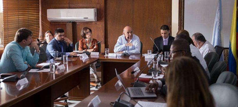 Junta de alcaldes aprobó proyecto que beneficiará municipios del Valle