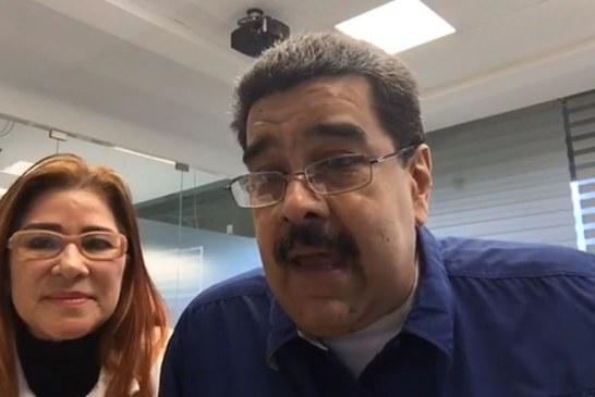 Nicolás Maduro realizó su primer Facebook Live y así reaccionaron los venezolanos