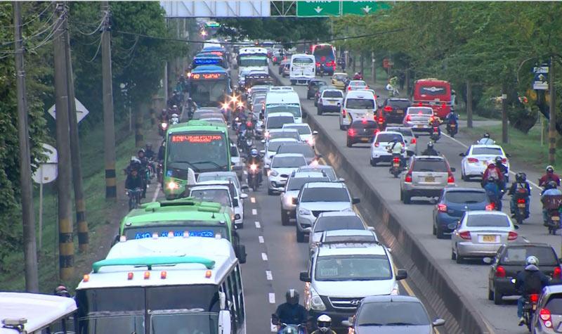 Conozca las estrategías de autoridades para regular el tráfico en el sur de Cali