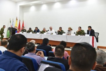 Mindefensa instaurará medidas especiales de seguridad en Valle y Cauca