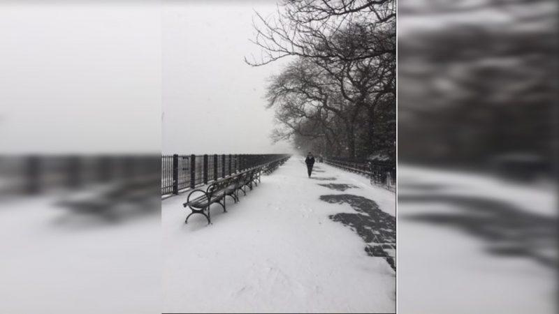 Cancillería colombiana activó canales para afectados por intensa nieve en EE. UU.