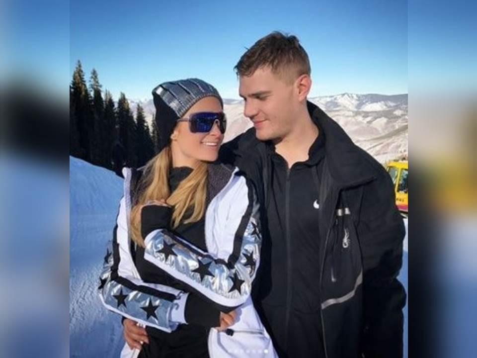 ¡Comprometida! Paris Hilton anunció que se casa con Chris Zylka
