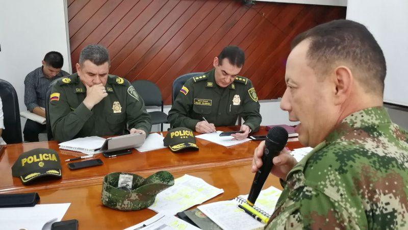 Índices de criminalidad en el Valle del Cauca han mejorado en lo corrido de 2018